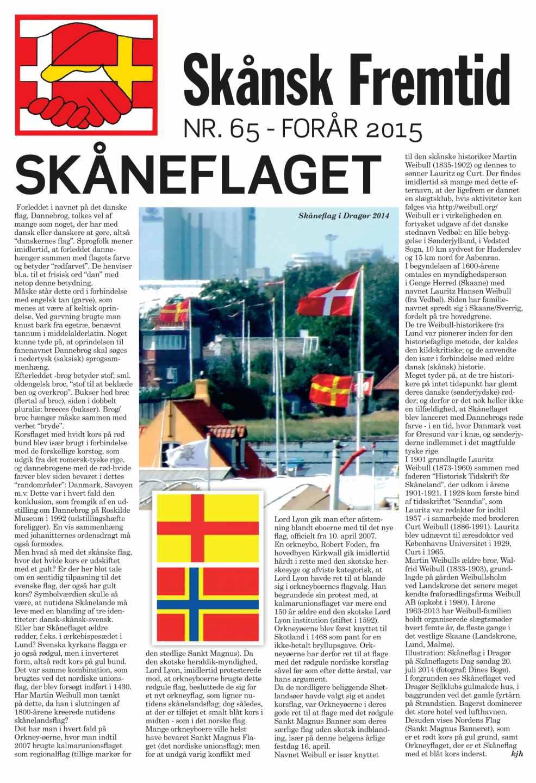 Skånsk Flagdag, Dragør - Dines Bogø